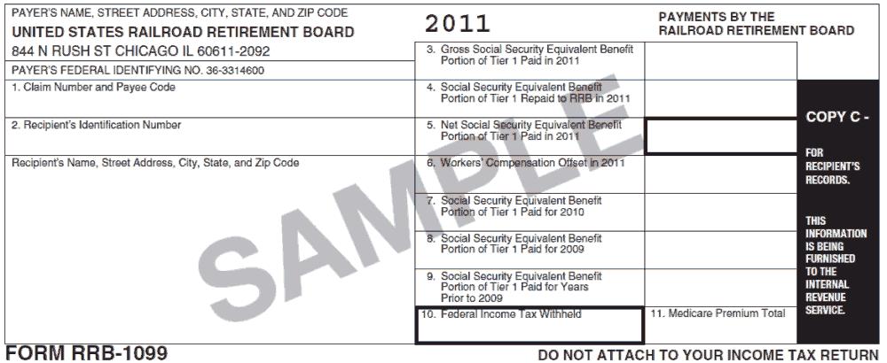 Social security 1099 form download